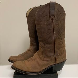 Durango Leather boots size 7 M
